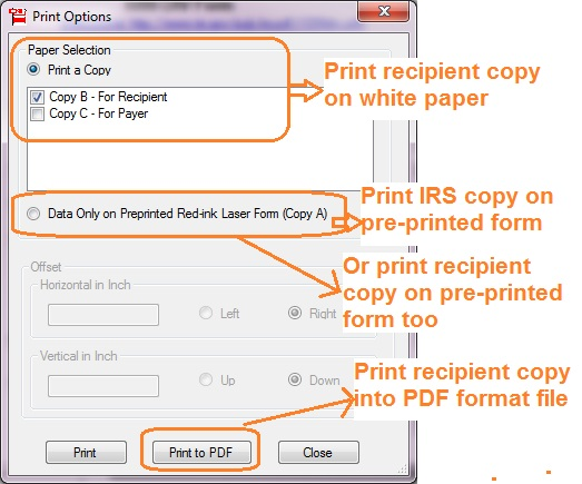 How to Print and File Tax Form 1098, Mortgage Interest Statement