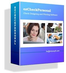 free check printing software