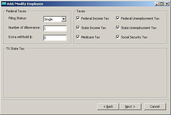 payroll software solution for texas small business
