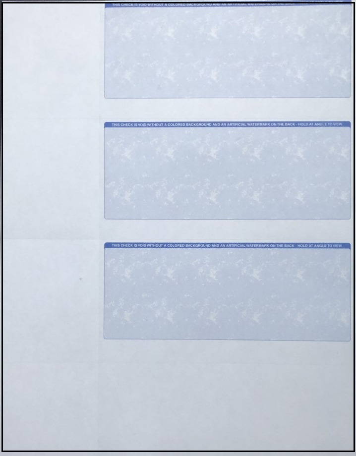 photograph regarding Printable Personal Checks identify ezCheckPersonal produces it simple in direction of print pocket-sized unique