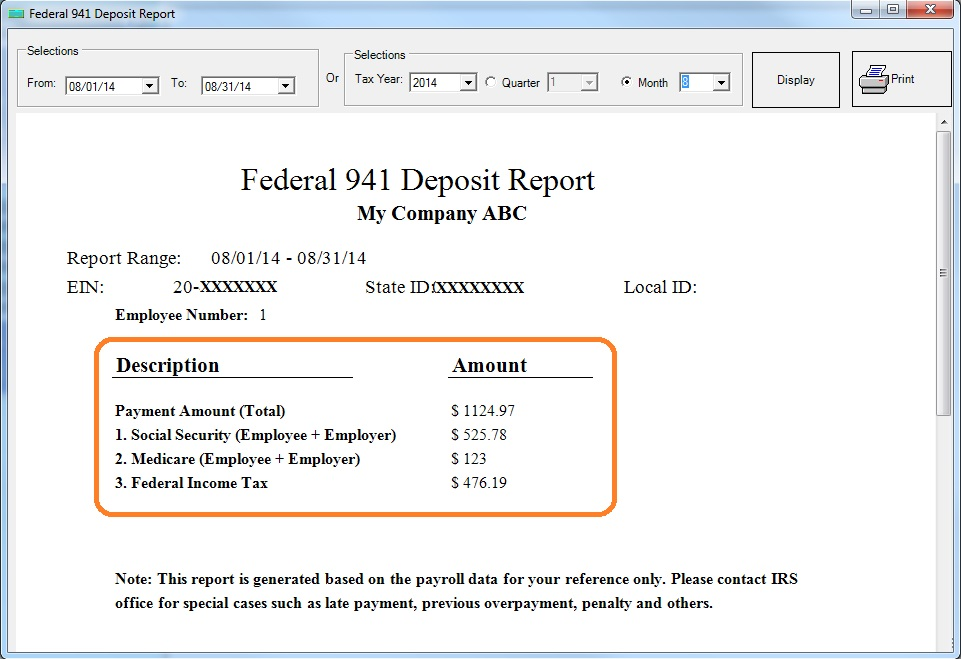 Quick Guide: DIY 941 Payroll Tax Deposit with EFTPS