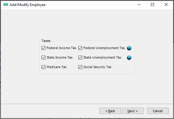 Taxes paid on employee stock options