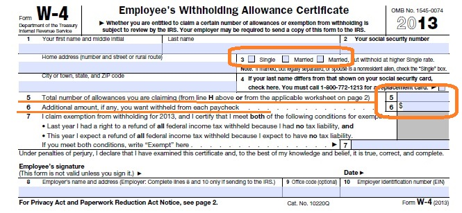 Business Payroll: How to Withhold Income Tax from Employee's