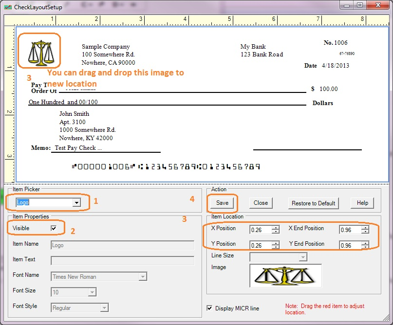 print a paycheck with without logo paycheck template for kids paycheck ...