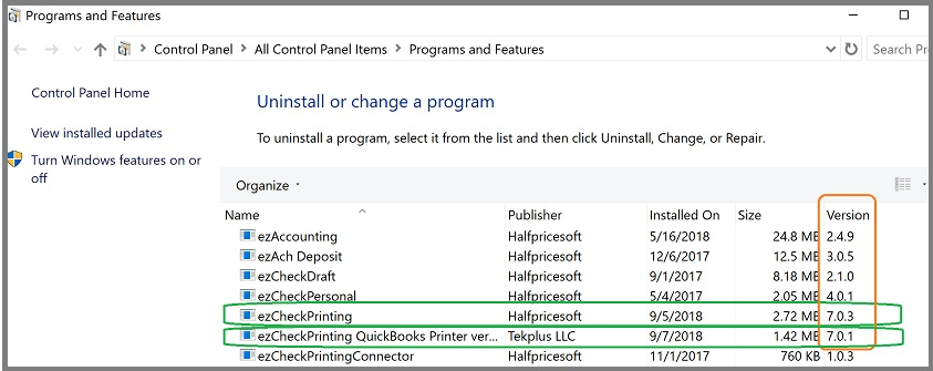 QB Virtual Printer Update: License Issue