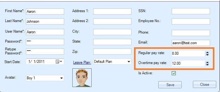 Time Sheet Software How To Handle Overtime